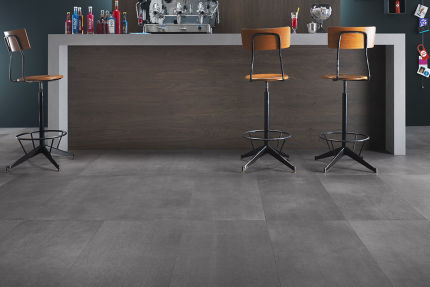 Porcelain Tiles Neptuno Dark Grey 450mm By 900mm