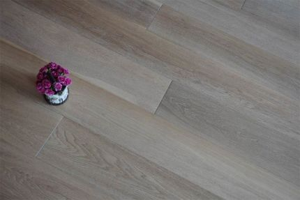 Select Engineered Flooring Oak Click Ceruse Brushed UV Lacquered 14/3mm By 190mm By 1860mm