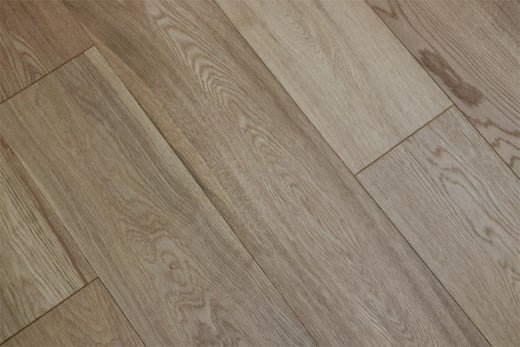Natural Engineered Flooring Oak Bespoke Creative Brushed UV Lacquered 16/4mm By 180mm By 2400mm