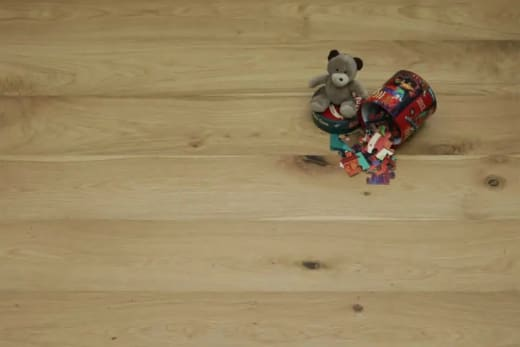 Natural Engineered Flooring Oak UV Oiled 15/4mm By 180mm By 1780-2380mm