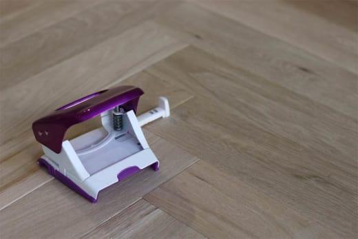 Prime Engineered Flooring Oak Herringbone Unfinished 15/3mm By 120mm By 600mm