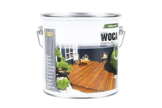 WOCA Natural Exterior Oil 2.5L