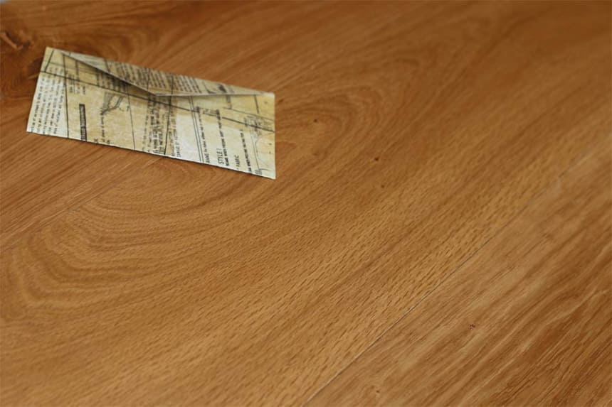 Select Engineered Oak Hardwax Oiled 20/6mm By 180mm By 1900mm