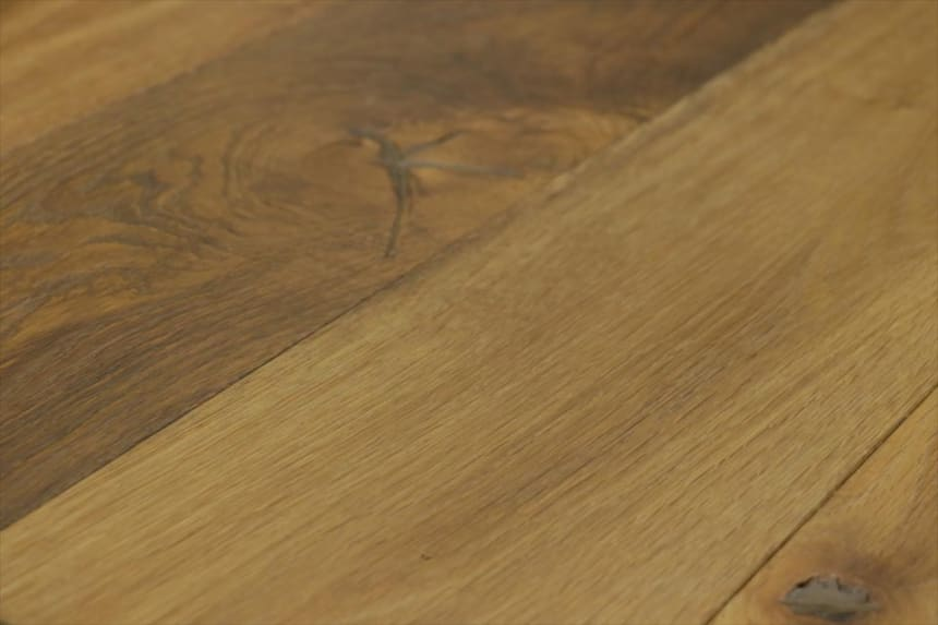 Natural Engineered Flooring Oak Firenze Barrique Brushed Hardwax Oiled 16.5/5mm By 180-300mm By 1200-2500mm