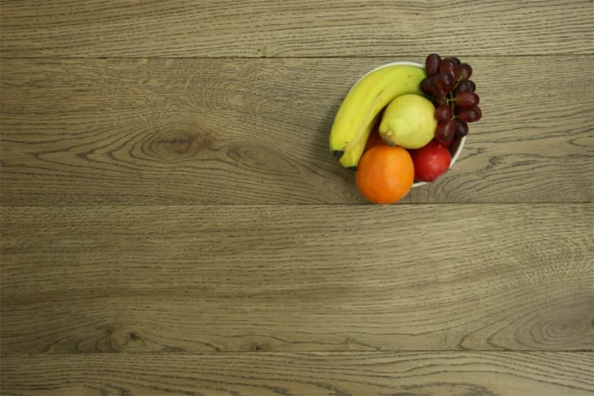 Natural Engineered Flooring Oak Bespoke Eco Cognac UV Oiled 16/4mm By 180mm By 600-2400mm