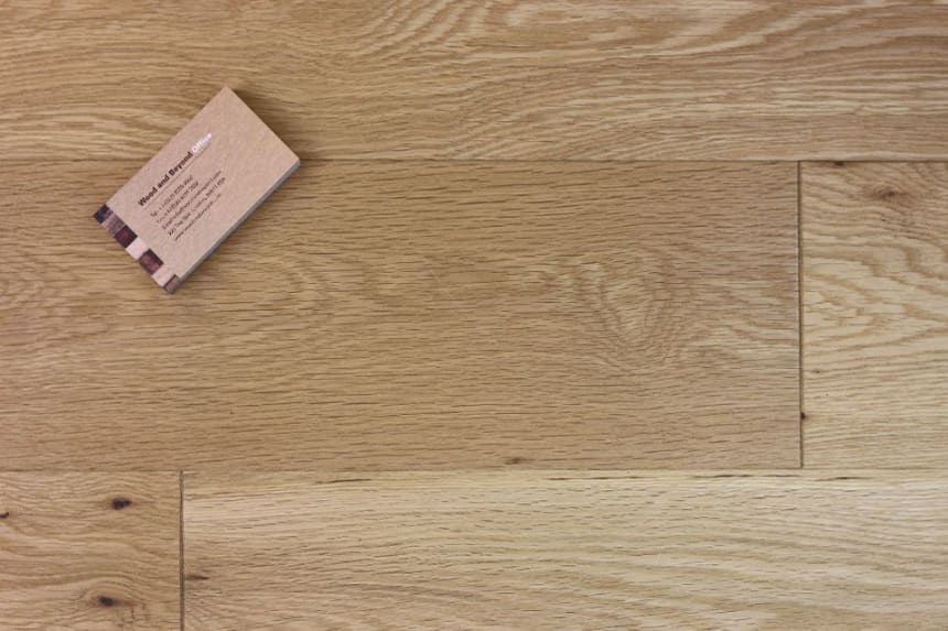 Natural Engineered Oak Oiled 15/4mm By 220mm By 2200mm