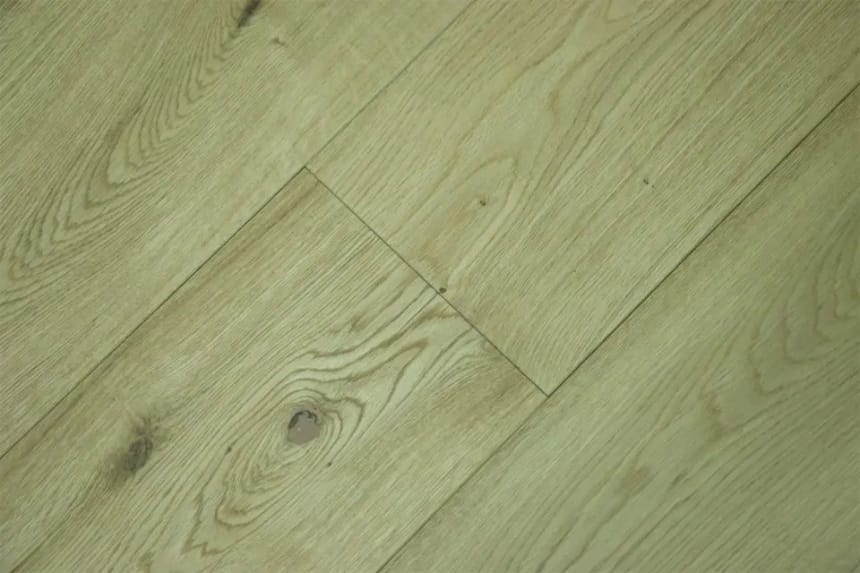 Natural Solid Flooring Oak Lacquered 20mm By 120mm By 500-1900mm