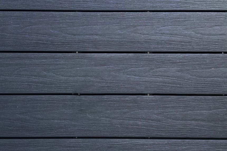 Supremo WPC Composite Stone Grey Decking Boards 21mm By 145mm By 2900mm