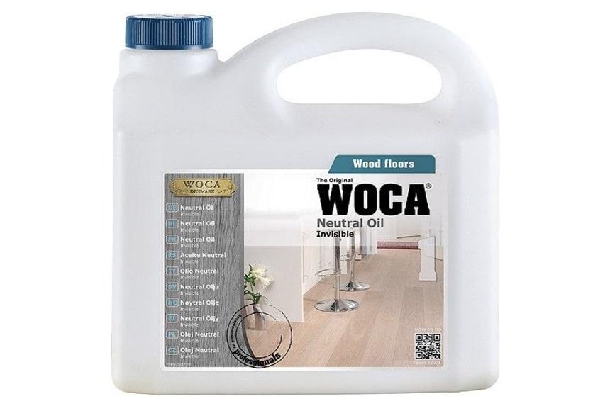 WOCA Neutral Oil 2.5L