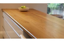 Full Stave Select Oak Worktop Elite 38mm By 750mm By 2500mm