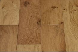 Natural Engineered Oak Hardwax Oiled 14/2.5mm By 189mm By 1860mm
