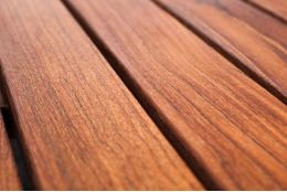 Teak Hardwood Decking Boards 19mm By 120mm By 1500-2900mm