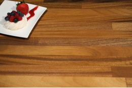 Iroko Worktop Premium 38mm By 620mm By 3000mm