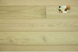 Select Engineered Oak Brushed Unfinished 14/3mm By 190mm By 1900mm