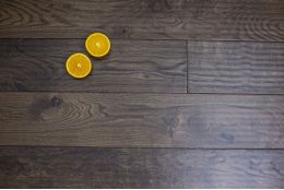 Select Engineered Oak Coffee Distressed UV Lacquered 14/3mm By 190mm By 1900mm