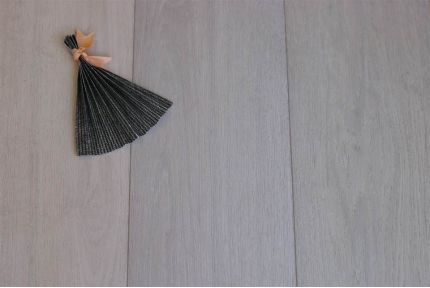 Select Engineered Oak Click Polar White Brushed UV Lacquered 14/3mm By 189mm By 1860mm