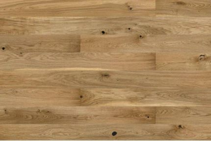 Natural Engineered Oak Click Brushed UV Oiled 14/3mm By 150mm By 400-1500mm