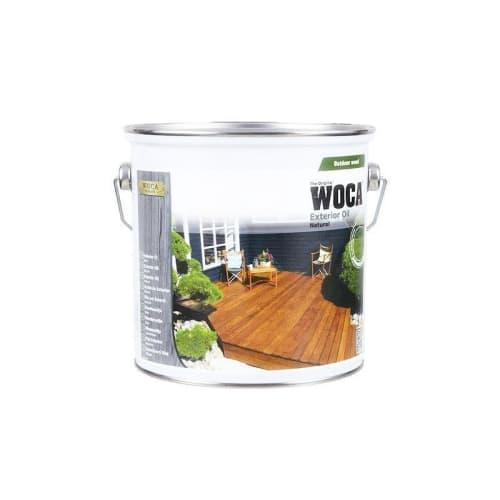 WOCA Natural Decking Exterior Oil 2.5L