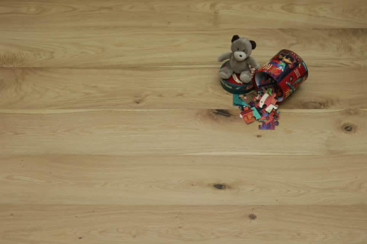 Natural Engineered Flooring Oak UV Oiled 14/3mm By 125mm By 300-1500mm