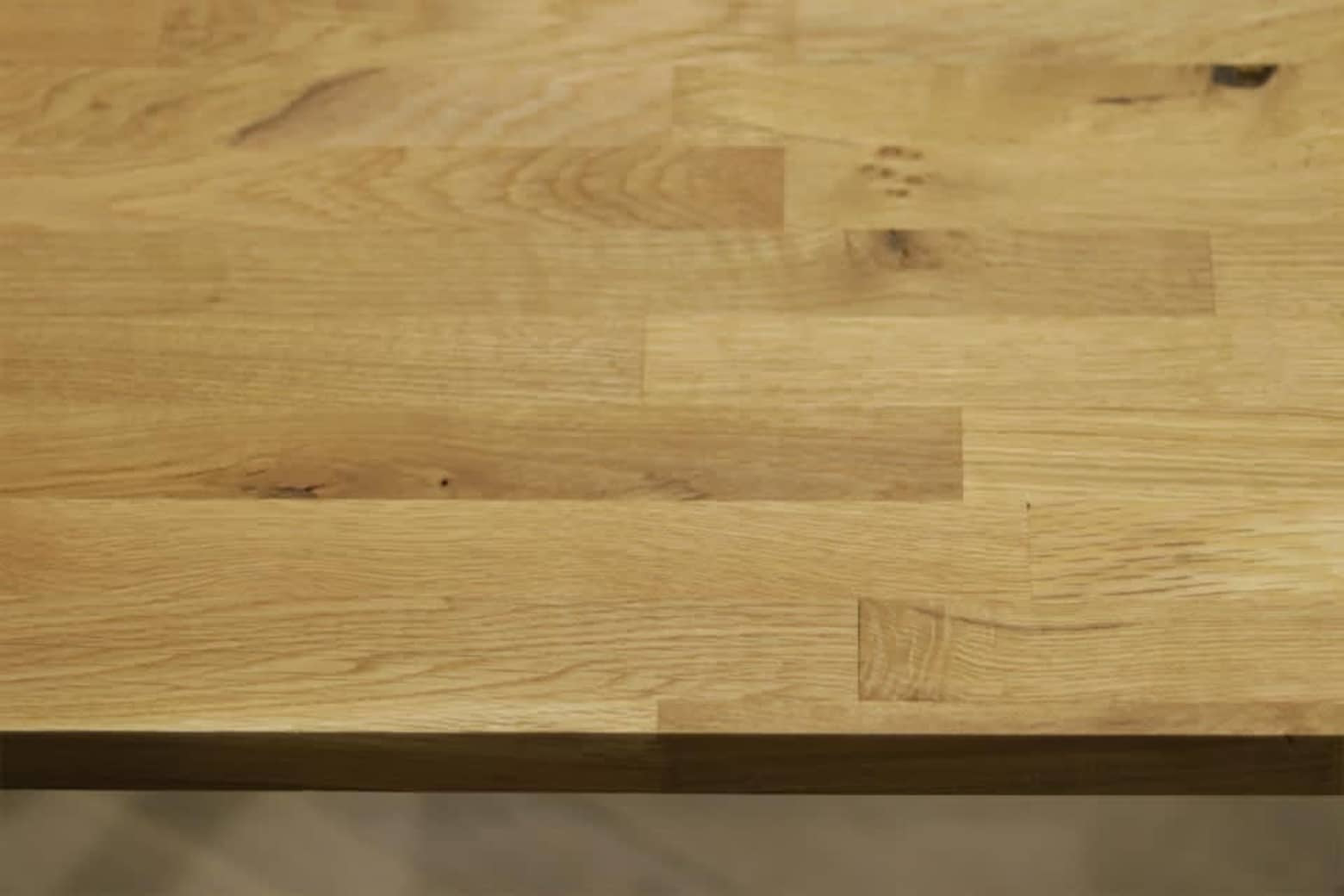 Rustic Oak Worktop 35mm By 1000mm By 2900mm