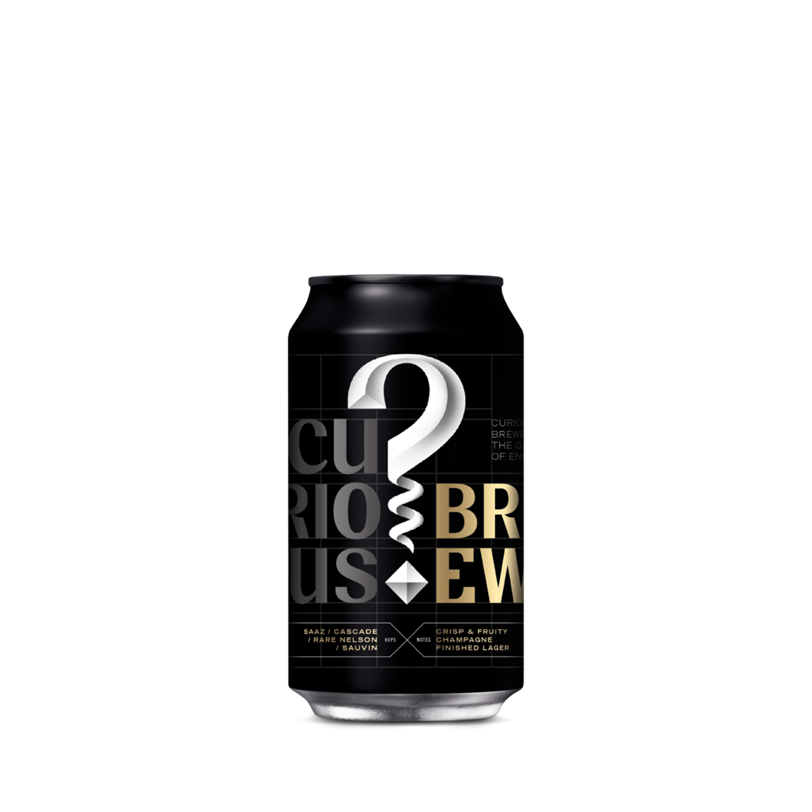 Curious Brew Can
