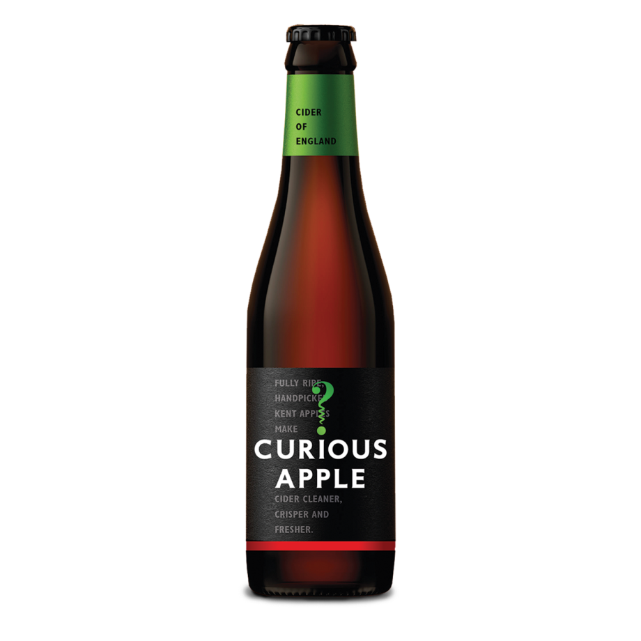 Curious Apple 24btl Case