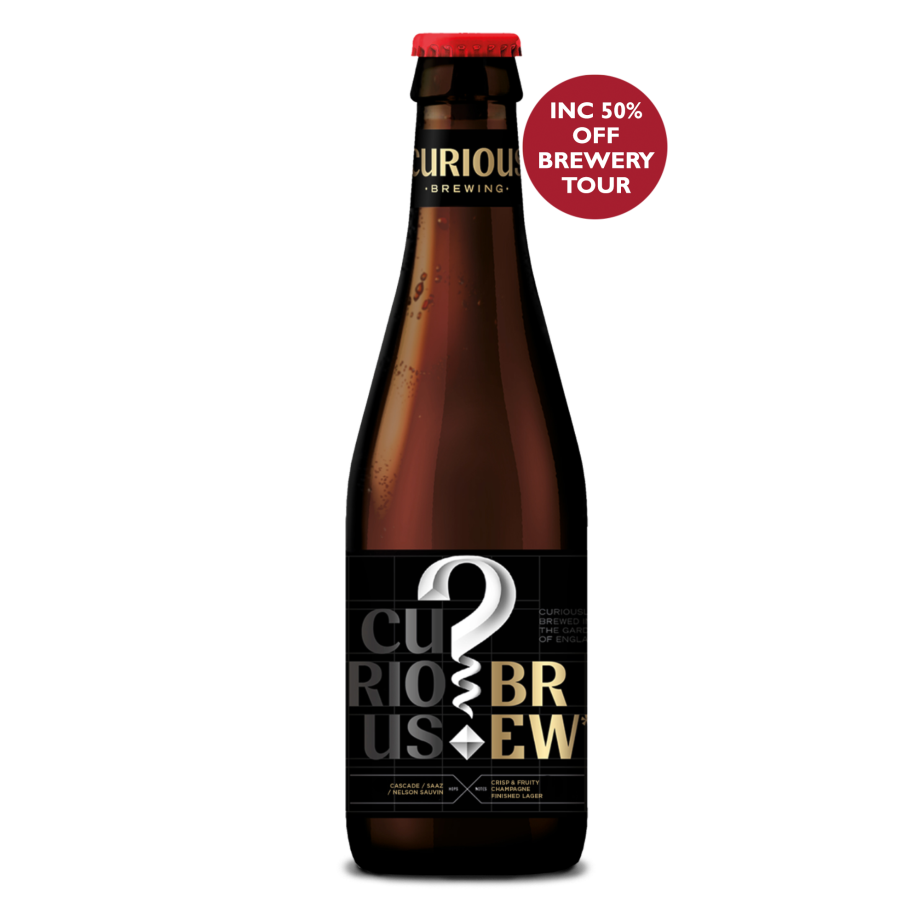 Curious Brew - Buy 20 Bottles Get 4 Free