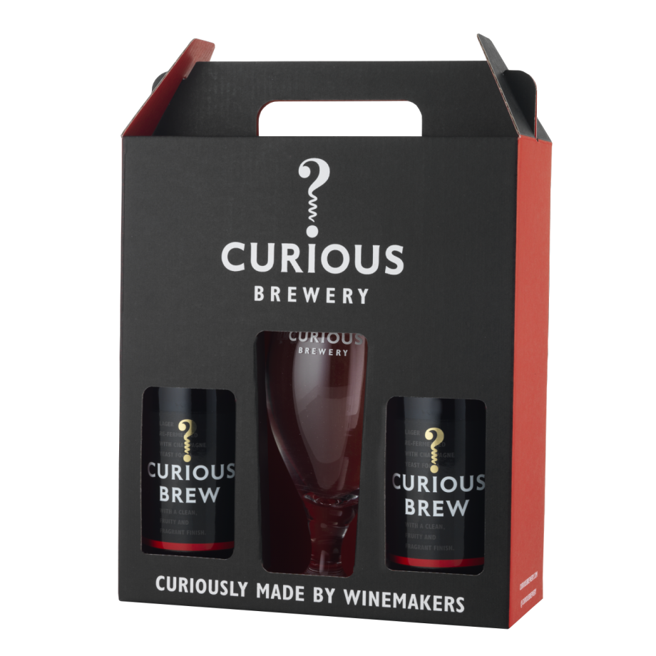 Curious Brew Gift Set