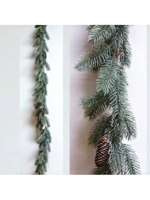 GHIRLANDA DI PINO - Per decorazioni natalizie Cm. 170