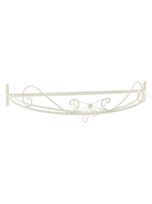 Baldacchino in ferro con fiocco - Disraeli