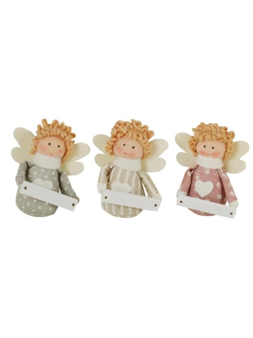 Lorenzongift angelo Lorenza in tre colori