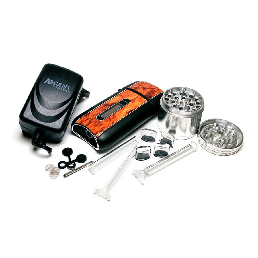 DaVinci Ascent All-Inclusive Vaporizer Kit