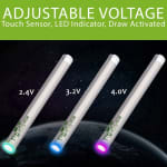 Transpring Mix 2 Touch Activated Pen Style Preheat Battery 280mAh