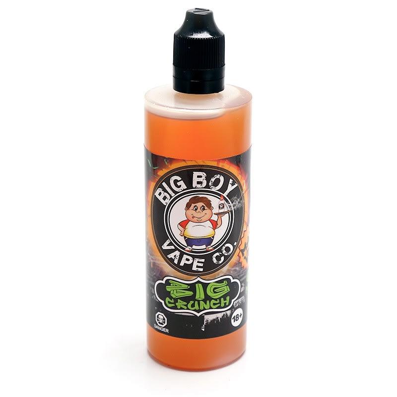 Big Crunch E-Juice by Big Boy Vape Co