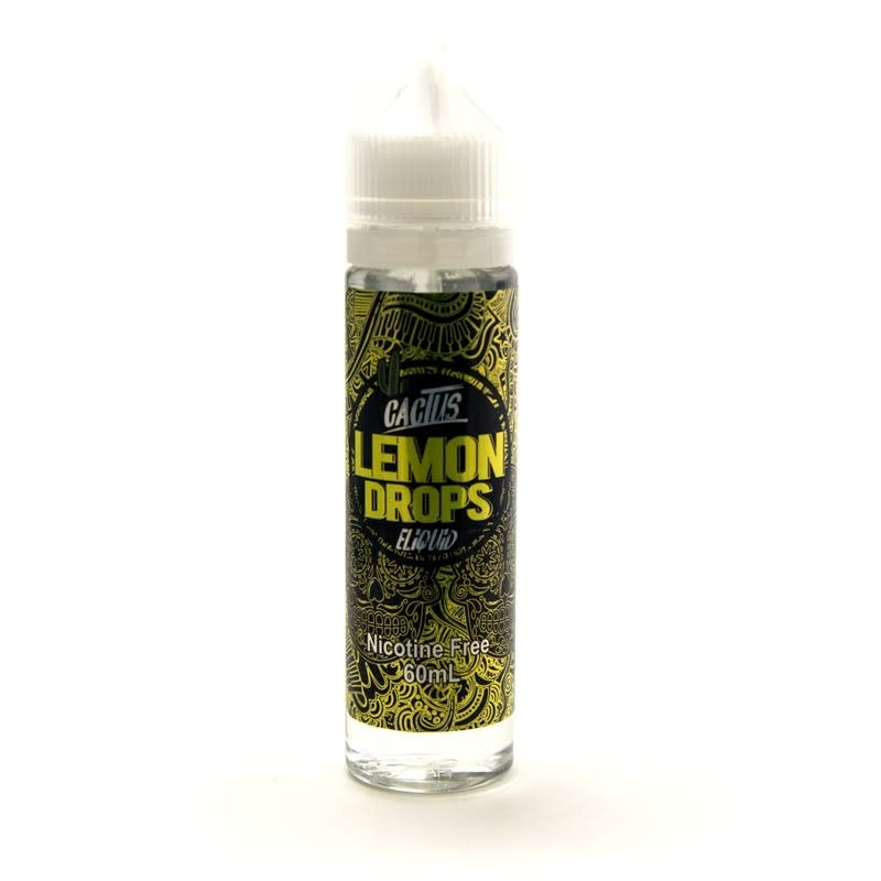 Cactus E-Juice: Lemon Drops - 60ml