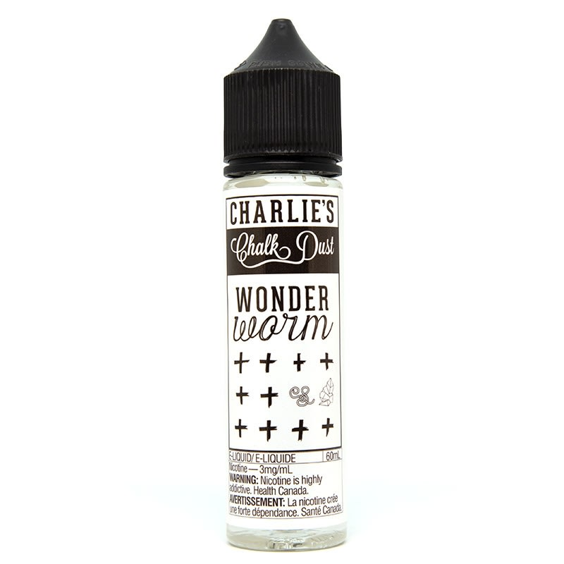 Wonder Worm E-Juice by Charlie's Chalk Dust (60mL)