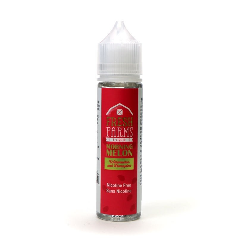 Morning Melon by Fresh Farms E-Liquid (60mL)