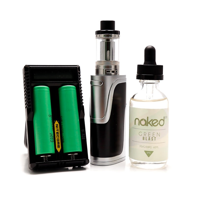PIONEER4U IPV400 and Aspire Cleito 120 Tank All Inclusive Bundle
