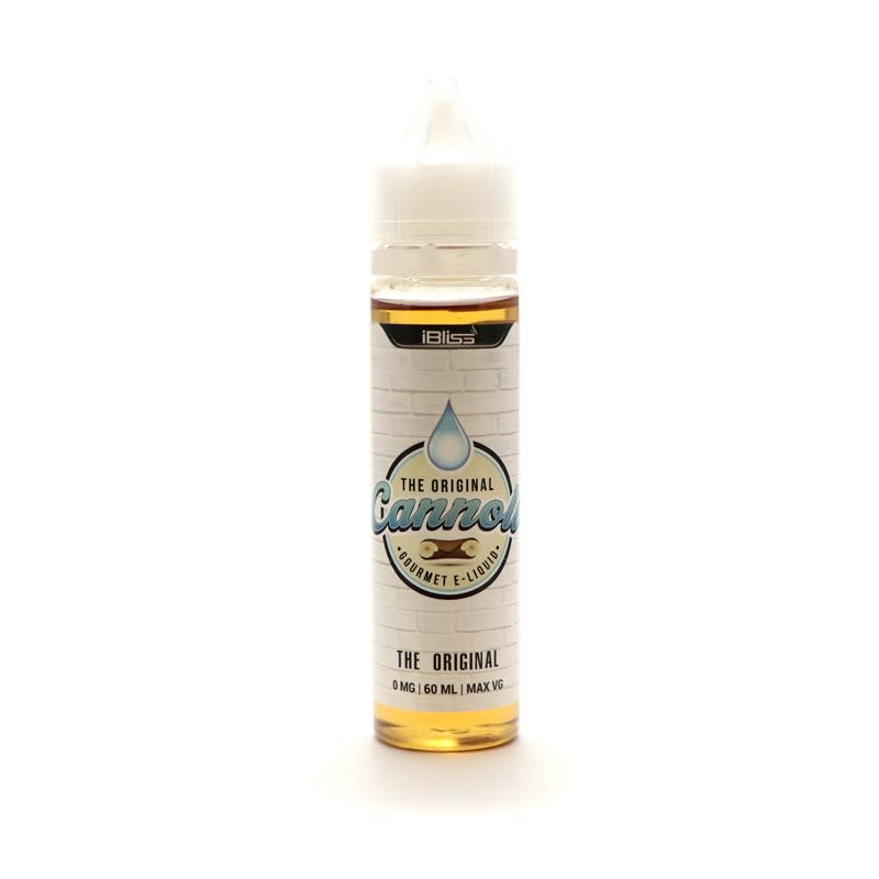 Vanilla Cannoli E-liquid by The Original Cannoli - 60ml