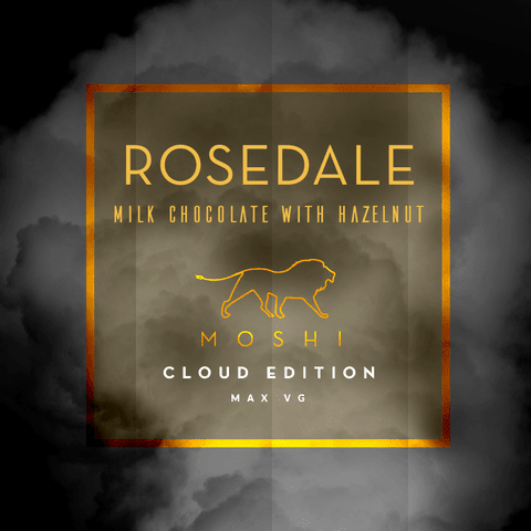 Rosedale E-liquid by Moshi - 30 ml