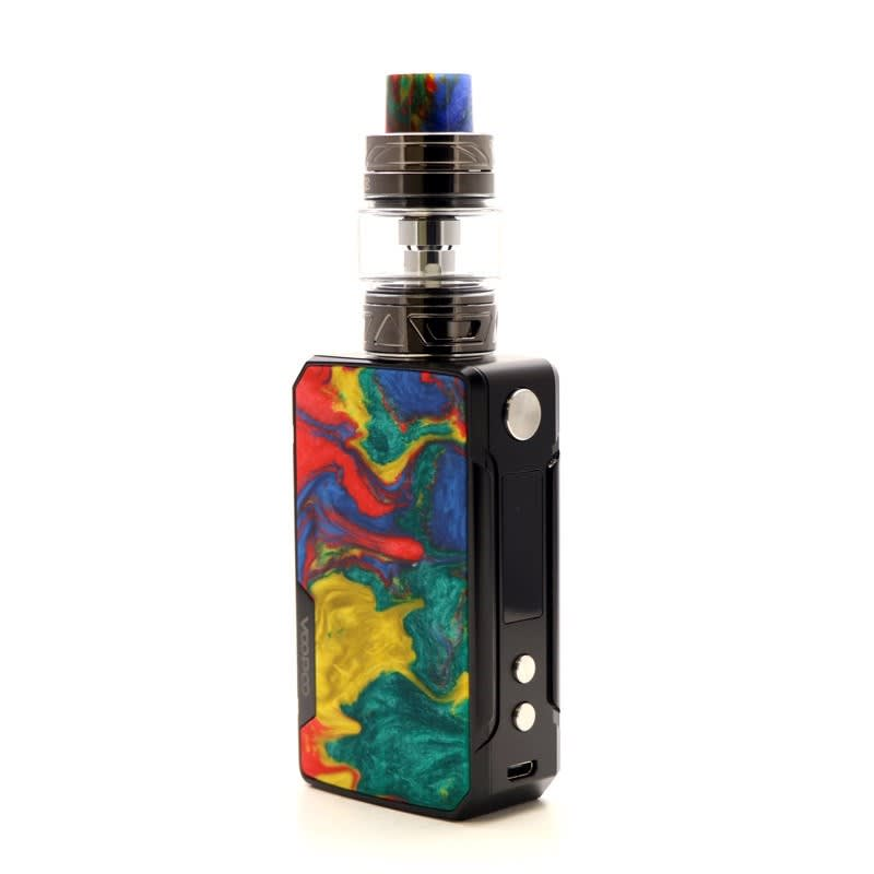 VooPoo Drag Mini 117W 4400mAh Kit with Uforce T2 - CORAL