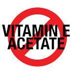 No Vitamin E