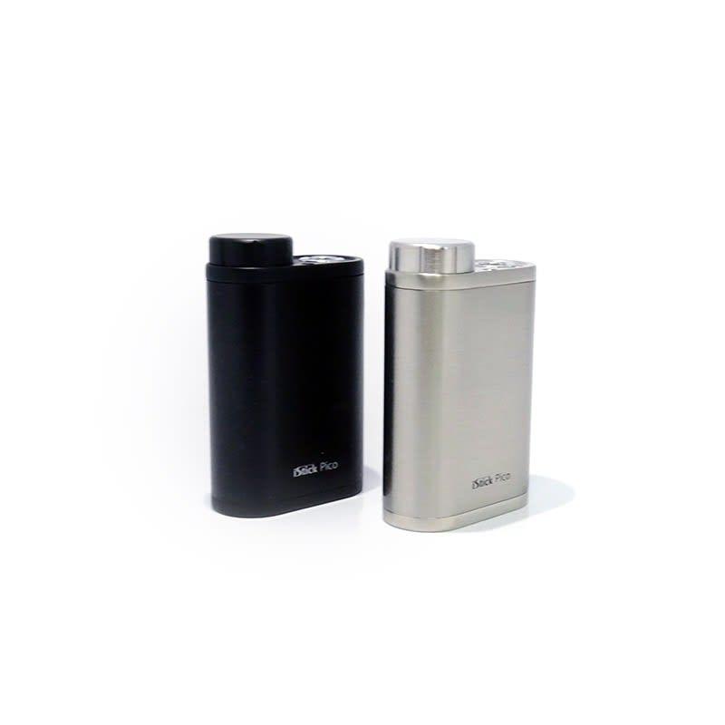 eLeaf iStick Pico 75W TC Box Mod - Silver and Black
