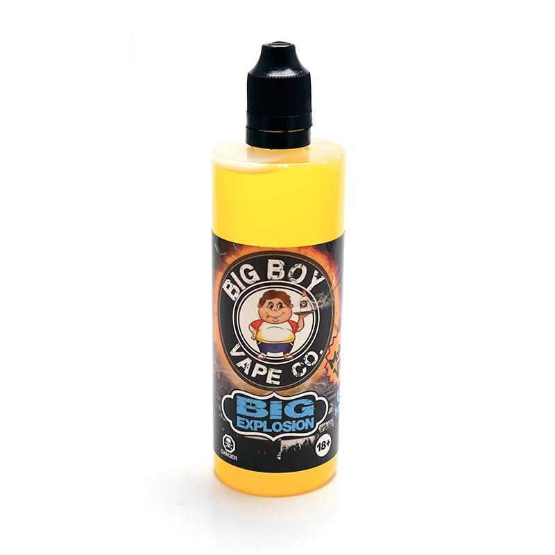 Big Explosion E-Juice by Big Boy Vape Co