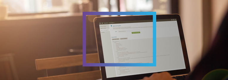 GDPR's Right to be Forgotten and Data Portability in Kentico 11