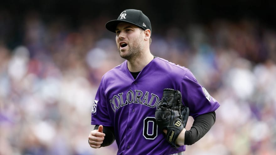 Report: Yankees sign Adam Ottavino