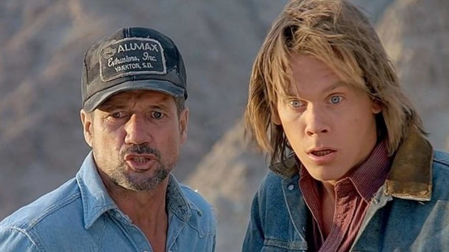 "On the perfection that is ""Tremors"""