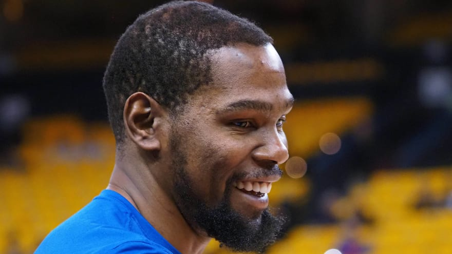 Kevin Durant never talked to Nets before announcing decision on Instagram