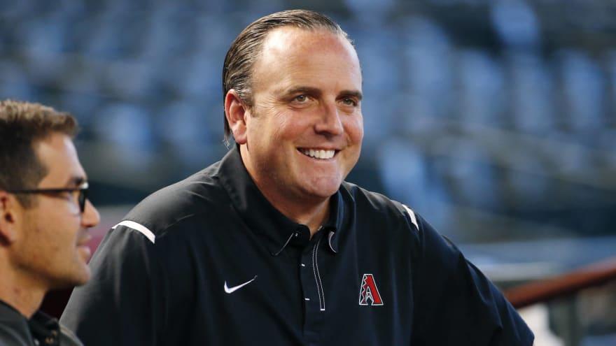 D-Backs CEO Derrick Hall weighs in on team's deadline plans