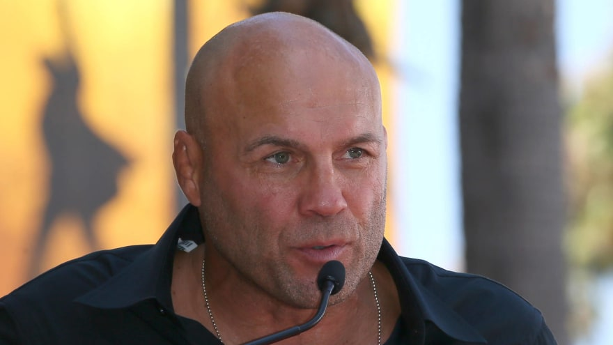 Report: UFC legend Randy Couture hospitalized after heart attack